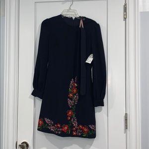 Ted baker floral dress